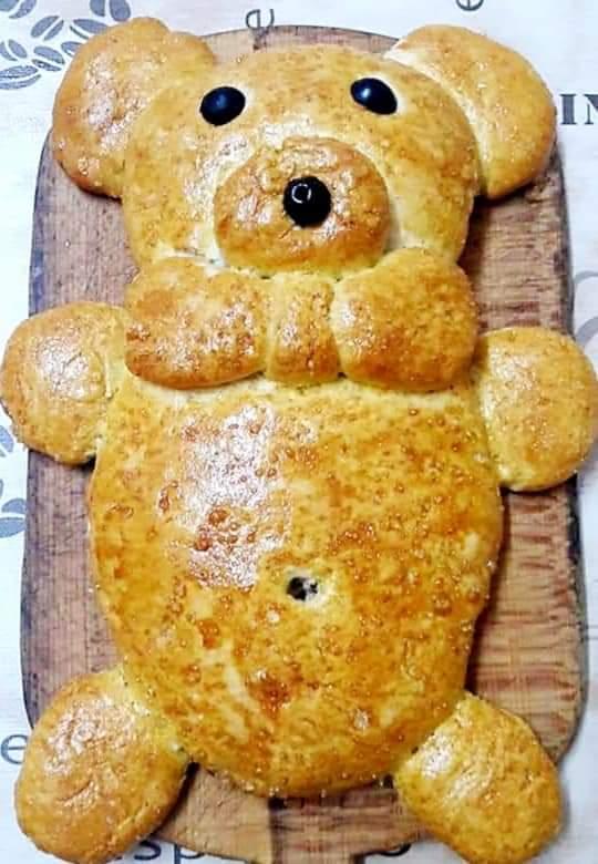 Pâinică ursuleț 2