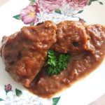 Mâncare de conopidă și dovlecel