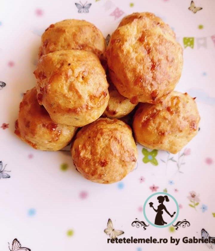 Chifteluțe de pui și mozzarella 5