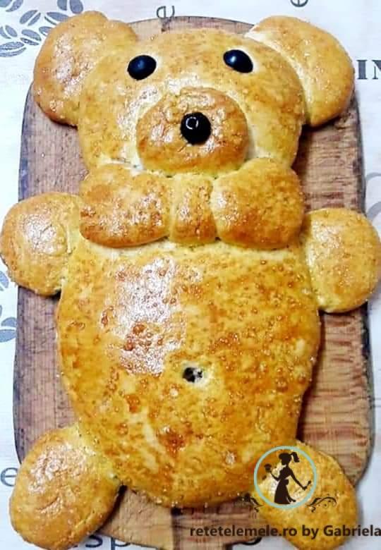 Pâinică ursuleț 1